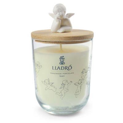 Lladro Heavenly Dreams Dreaming of You Mediterranean Beach Candle