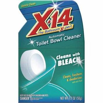 WD-40 Antibacterial Toilet Bowl Cleaner- Bleach (Pack of 12)