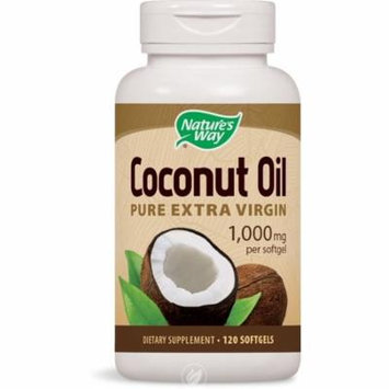Nature's Way Coconut Oil 120 Sg, Pack of 2