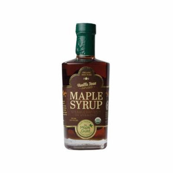 The Maple Guild Organic Maple Syrup - Vanilla Bean Infused - Case Of 6 - 375 Ml