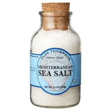 Olde Thompson 23-112 13.2-Ounce Mediterranean Sea Salt Crystals