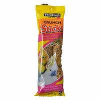 VitaKraft Honey Sticks for Australian Cockatiels 6.3 oz (2 Pack) - Pack of 3