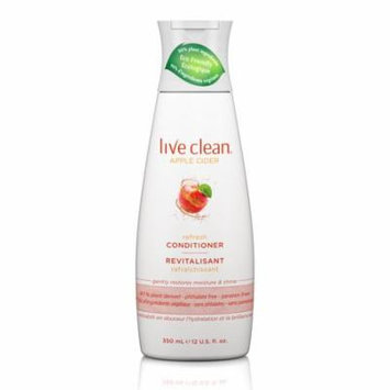 Live Clean Apple Cider Refresh Conditioner, 12 oz.