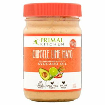 Primal Kitchen Mayo Chipotle Lime,12 Oz (Pack Of 6)