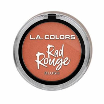L.A. COLORS Rad Rouge Blush - Like Totally