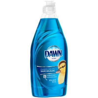 Dawn Ultra Dishwashing Liquid Dish Soap Original Scent 16.2 oz