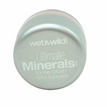 Wet 'N' Wild Ultimate Minerals Loose Blush, Rose Shimmer 166