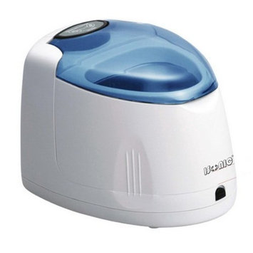 iSonic F3900 Ultrasonic Cleaner for Dentures, Aligners/Retainers, Dental and Dleep Apnea Appliances, and Mouth Guards, 110V (tank no longer removable)