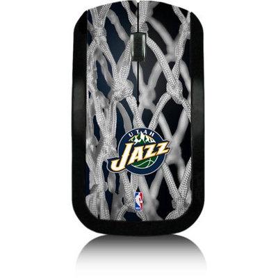 Utah Jazz Net Design Wireless USB Mouse by Keyscaper