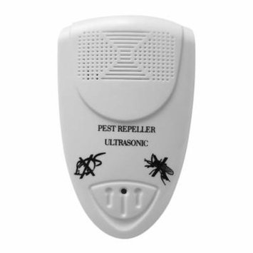 Sale Prices Electronic Ultrasonic Indoor Anti Mosquito Insect Pest Killer Magnetic Repeller White Rodent Control Device