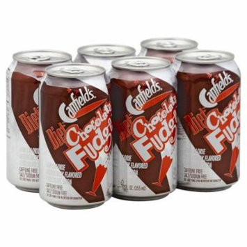 Canfield's Diet Chocolate Fudge Soda 12 oz Cans - Pack of 24