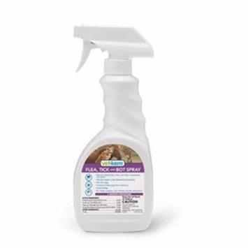 Vet-Kem Flea Tick & Bottle Spray (16 oz)