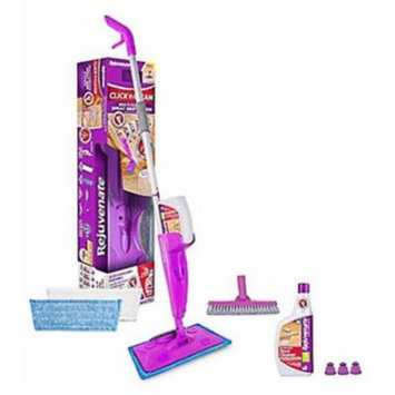 For Life Products 245005 Click N Clean Multi-Surface Spray Mop System