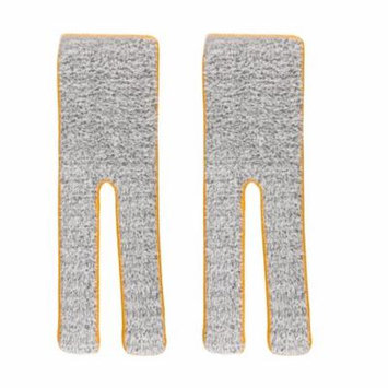 2-pack Double Sided Flat Mop, Microfiber 360 Spin Automatic Squeeze Cloth Mop for Living Room, Hardwood Floor, Kitchen, Bathroom