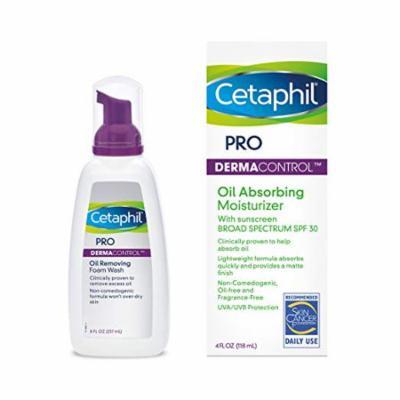 Cetaphil Pro Oil Removing Foam Wash, 8oz