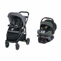 Graco Modes Click Connect 3-in-1 Stroller + SnugRide SnugLock 35 Car Seat