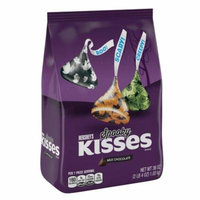 Kisses, Halloween Milk Chocolates with Spooky Foils, 10 Oz