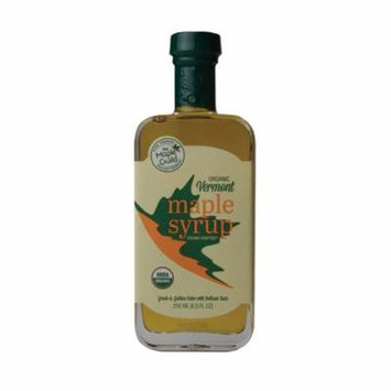 The Maple Guild Organic Syrup - Vermont Maple - Case Of 6 - 250 Ml