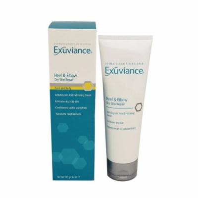 Exuviance New Heel & Elbow Dry Repair, 3.4 Ounce