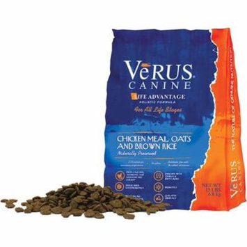 Verus Life Advantage Chicken & Oats Recipe Dry Dog Food, 30 lb