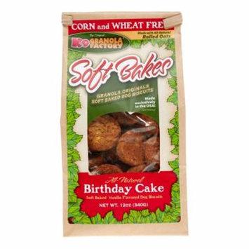 K9 Granola Softbakes Birthday Cake Dog Treats, 12 Oz