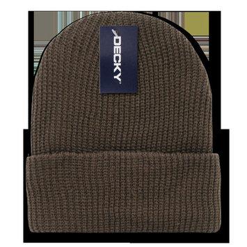 Decky Beanies Beany For Men Women GI Watch Caps Hats Ski Military Warm Winter