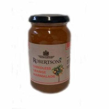 Robertsons Shredless Orange Marmalade 454g (Pack of 6)