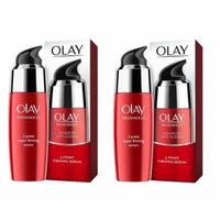 Olay Regenerist Advanced Anti-Ageing 3 Point Firming Serum, 1.7 Oz (50 ml) (Pack of 2)