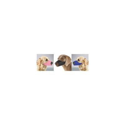 12 Muzzle Bulk Pack NYLON MUZZLE VET & GROOMERS SETS for DOGS & CATS Vet Set Assorted Colors