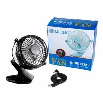 Sale Prices 5 inch Portable with Clip USB Desktop Fan for Home Office Baby Stroller Car lapt op Study Table Gym Camping Tent