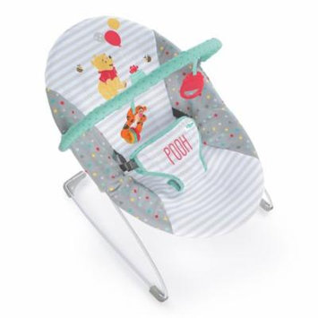 Winnie the Pooh Happy Hoopla Vibrating Bouncer from Bright Starts