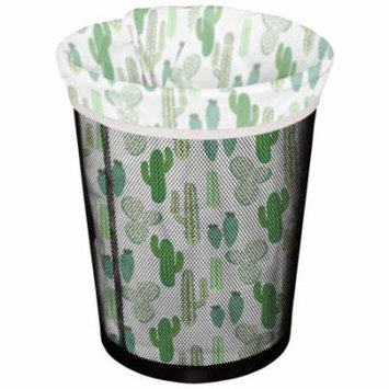 Planet Wise Reusable Trash Bag, Prickly Cactus