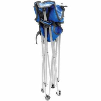 Creative Outdoor Distributor 810391 Folding Baby High Chair (Blue)