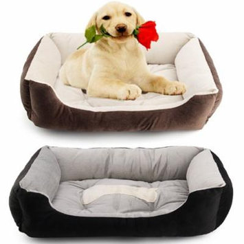 Excelvan Ultimate Pet Bed,Medium Firmness,Cover fabric certified as skin contact safe