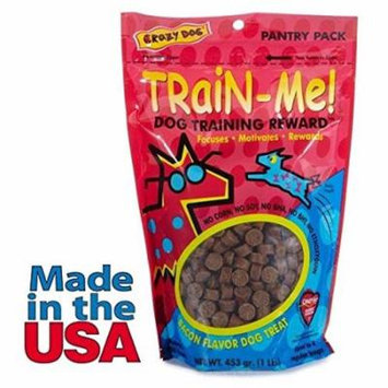 Dog Training Treats Bacon Flavor 16 Oz Packs Teaching Reward Bulk Available