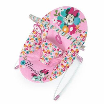 Disney Minnie Mouse Perfect in Pink Vibrating Bouncer