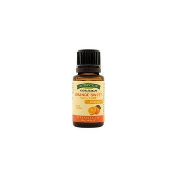 4 Pack Nature's Truth Aromatherapy 100% Pure Essential Oil Orange Sweet 0.51 oz.