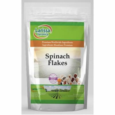 Spinach Flakes (8 oz, ZIN: 528638) - 3-Pack