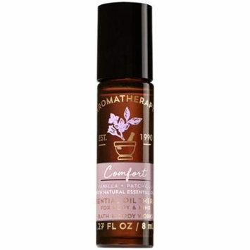Bath & Body Works Aromatherapy VANILLA & PATCHOULI Essential Oil Rollerball