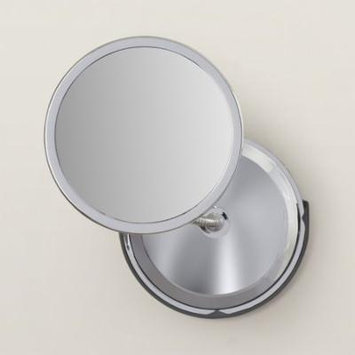 Symple Stuff Luann Double Vision Gooseneck Mirror