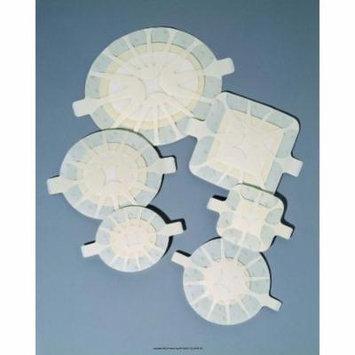 3M Tegaderm Foam Adhesive Dressing, Tega Fm Adh Drs 5.5 X 5.5 in, (1 BOX, 10 EACH)