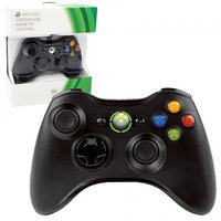 Microsoft NXX360-124 Xbox 360 Wired Controller Black