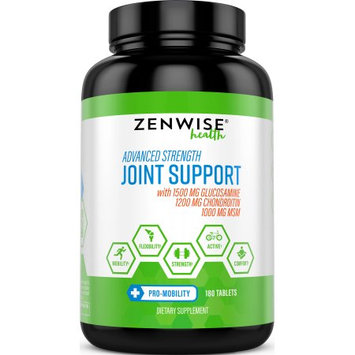 Zenwise Health Joint Support Pro-Mobility Formula Tablets, 180 Ct