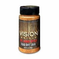 Vision Grills VG-CVRUBSTL06 6 oz St. Louis Style BBQ Dry Rub Sauce