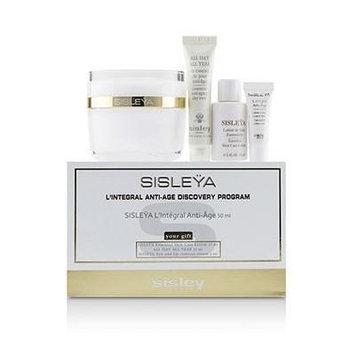 Sisleya L'integral Anti-Age Discovery Program: Sisleya Face 50ml, Sisleya Lotion 15ml, Sisleya Eye 2ml, All Day All Year