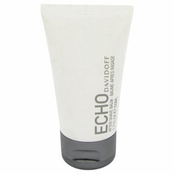 Echo by Davidoff After Shave Balm (Not for Individual Sale) 1.7 oz Pack of 2