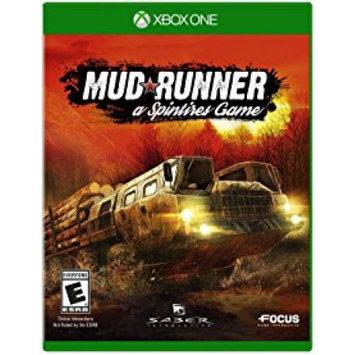 Maximum Games, Llc Spintires: Mudrunner XBox One [XB1]