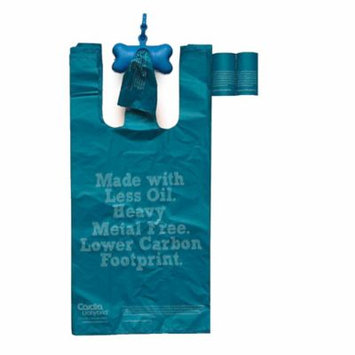 Pet Life Recyclable Bio-hybrid Thermoplastic and Polyethylene Carbon Reduced Eco-friendly Pet Waste Bags