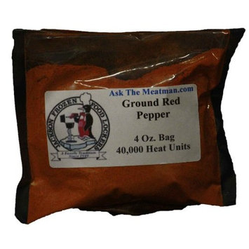 Witts Ground (Cayenne) Red Pepper