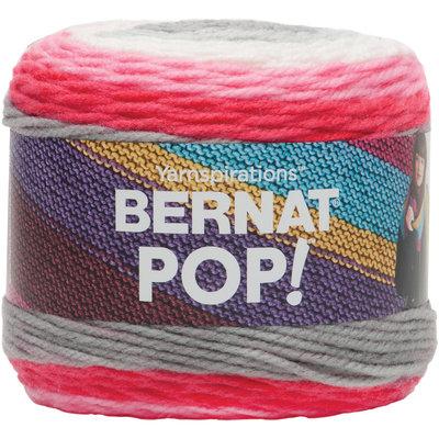 Bernat Pop Yarn Lipstick On Your Collar